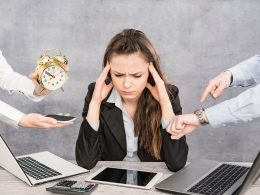 Overloaded? Stop blaming your boss.