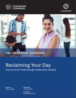 Reclaiming Your Day: How Successful People Manage Collaborative Overload