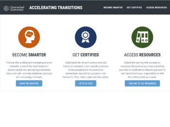 Accelerate Role Transition Online Course
