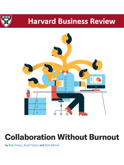 Collaborative Without Burnout - Harvard Business Review