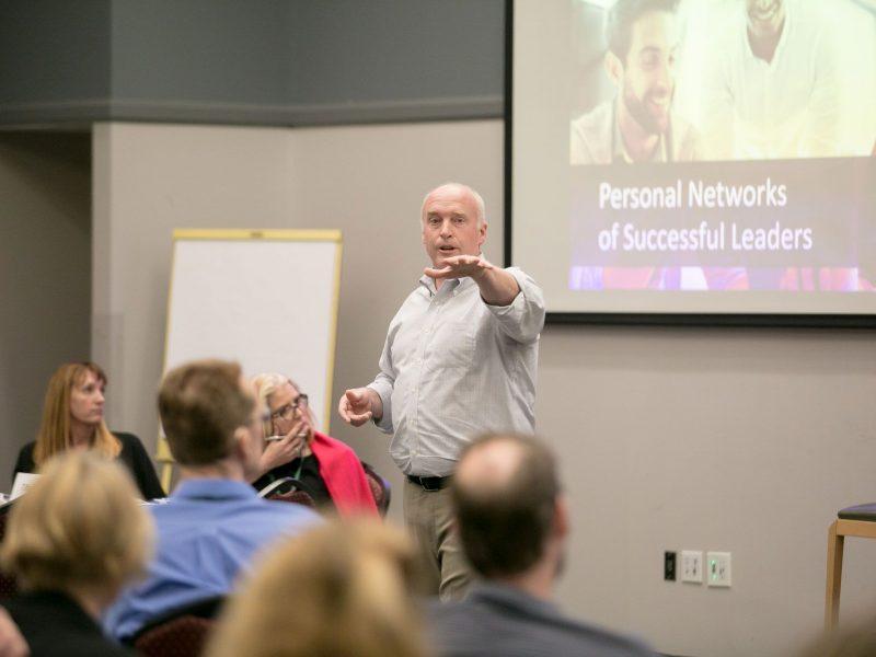 Rob Cross Keynote Speaker
